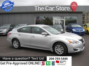 2015 Nissan Altima 2.5 S - BLUETOOTH 1OWNER full fctry warranty
