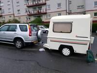 Romini light weight caravan (RARE )
