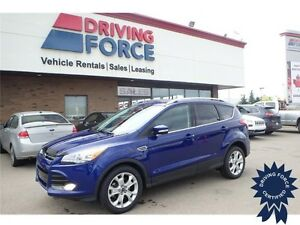 2016 Ford Escape Titanium All Wheel Drive - 40,503 KMs, Seats 5