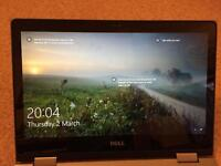 Dell touch srceen laptop 3 month old