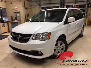 2017 Dodge Grand Caravan CREW*PHARES ANTIBROUILLARD*STOW N GO*CL