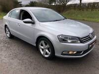 VOLKSWAGEN PASSAT 2.0 SE TDI BLUEMOTION TECHNOLOGY 4d 139 BHP ONE OWNER, FULL SERVICE HISTORY 2012