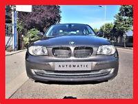 Automatic -- BMW 1 Series 118d SE Diesel - 65800 Miles - Navigation - Leather Seats -- bmw 118 d 116