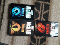3 Andy McNab childrens paperback books £2