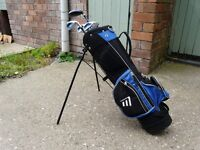 Masters Junior Golf Clubs & Carry Bag Set