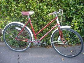 Vintage bike 60s/70s Made inEngland