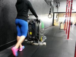 Floor Scrubber & Floor Sweeper - RENTALS!