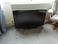 Panasonic TX 43D302B Flat Screen HD TV