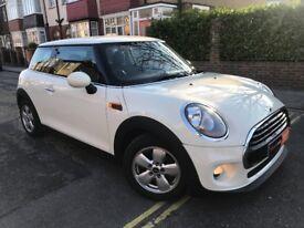 2015 Mini Cooper D, Chili White, Low Miles, Long MOT, 1 Owner Keyless Diesel £0 Tax