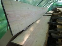 Larch planks/boards/cladding/flooring