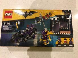 Lego Catwoman Cycle Chase - 70902 BNIB