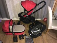 Icandy peach 3 travel system 3in1
