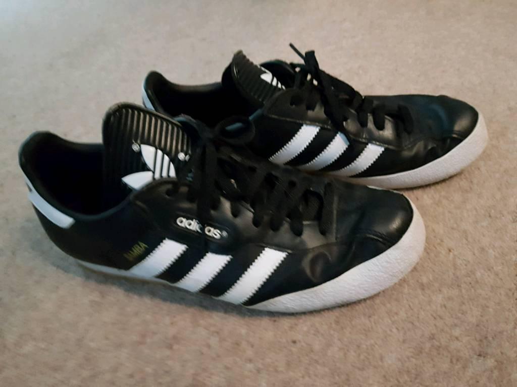 adidas samba trainers size 11