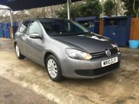 Volkswagen Golf 1.4 petrol 2010 Only 44000 miles