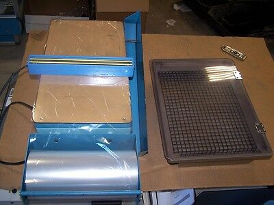 Foster Freeman ESDA Electrostatic Detection Apparatus Forensic CSI Document SALE