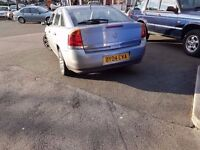 vectra diesel 10 months mot swap available