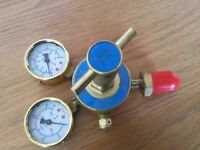GAS WELDING OXYGEN& ACETYLENE PRESSURE REGULATORS