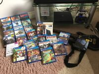 PS4 gaming bundle.