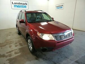 2010 Subaru Forester 2.5x SPORT AWD/ GREAT VALUE