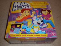 Mad Mouse Game from Character