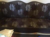 X2 Settee's Excellent condition