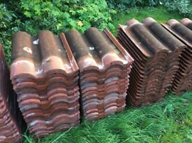 Marley bold roll roman roof tiles