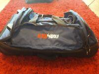 Suitcase - Rolling Bag 80l+20l