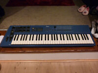 Yamaha CS 1x Control Synth. Analog modelling Synth