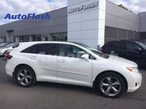 2014 Toyota Venza V6 AWD * Mag-20'' * Cuir/Leather * Toit-Ouvran