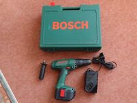 BOSCH ELECTRIC DRILL - MODEL PSB24. VE-2