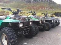 Quads wanted. Farm quad. Honda Kawasaki