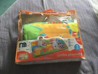 Mothercare jumbo playmat