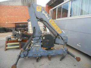 Effer 95 S2 9 tonne metre Truck crane Welshpool Canning Area Preview