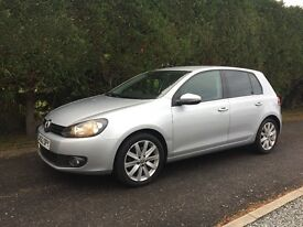 2012 Volkswagen Golf gt tdi bluemotion 140 finance available