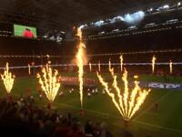 Wales Rugby Debenture Seats Available