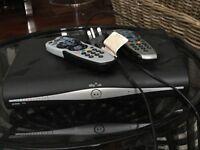 Sky+ HD box including remote