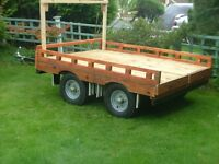 four wheel trailer for sale