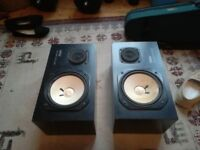 Yamaha NS10M Pair - Matching Serial Numbers