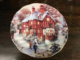 Royal Doulton Christmas plates