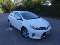 Toyota Auris Icon VVT-I 5dr Auto Electric Hybrid 0% FINANCE AVAILABLE
