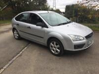 Ford Focus 1.6 sport 55 plate