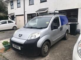 image for 2011 Peugeot bipper for sale