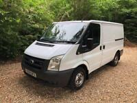 FORD TRANSIT T 300 FSH WARRANTY (white) 2008