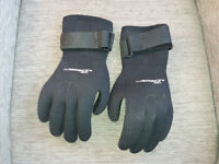 Surfing gloves beaver (medium)