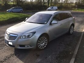 2010 Vauxhall Insignia Elite Estate 2.0 160bhp Manual Diesel