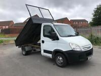 Iveco daily 35c12 tipper