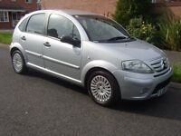 CITROEN C3/O8REG/ONE FORMER KEEPER.AT1495./SRVC TO42000
