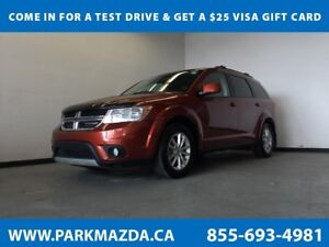2014 Dodge Journey SXT FWD - Bluetooth, Dual Zone Climate Contro