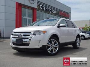2013 Ford Edge Limited AWD!! 1 OWNER!! LEATHER