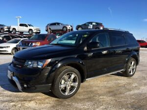 2017 Dodge Journey Crossroad FWD 7 Passenger *DVD* *Nav* *Backup